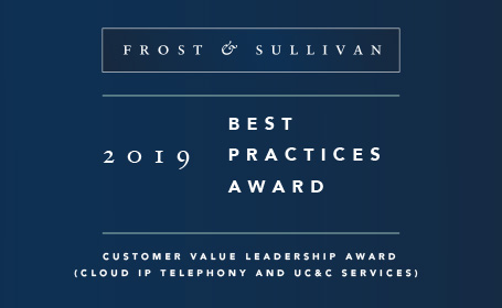 Frost and Sullivan recognizes US Claro