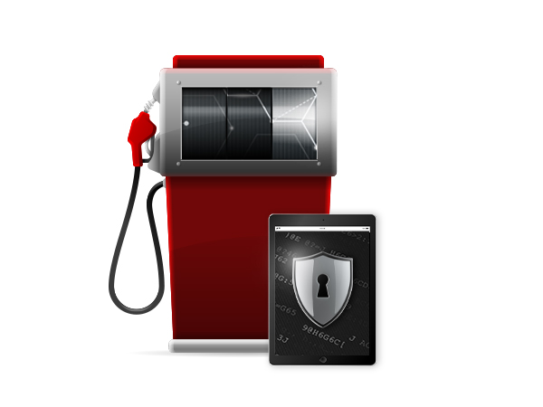 Smart sensors to prevent fuel fraud