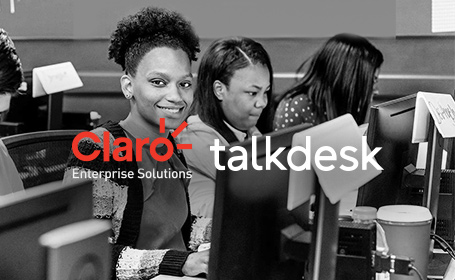 Claro Enterprise Solutions Partners with Talkdesk