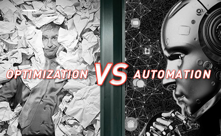 Optimization vs Automation