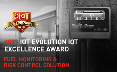 Claro Enterprise Solutions Wins IoT Excellence Award