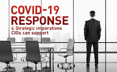 COVID-19 Response: Four Strategic Imperatives CIOs Can Support