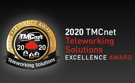 CES Awarded with the 2020 TMCnet Teleworking Solutions Excellence Award