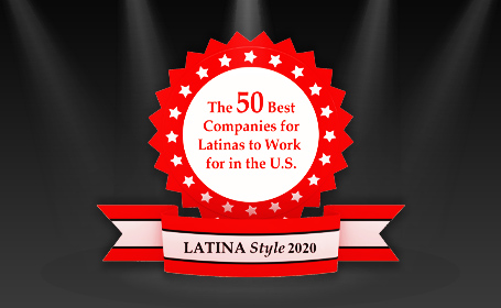 We've Been Named One of the Top 50 U.S. Companies for Latinas