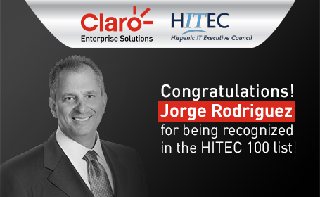 Jorge Rodriguez Named to HITEC's Prestigious HITEC 100 List for 2021